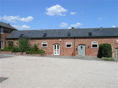 The Stables 3 Daleacre Court, Main Street, Derby, Chester our Property of the Week