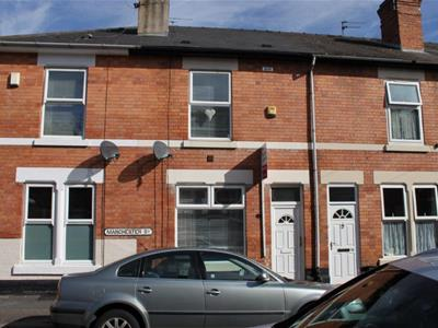 96 Manchester Street, Derby, Chester our Property of the Week