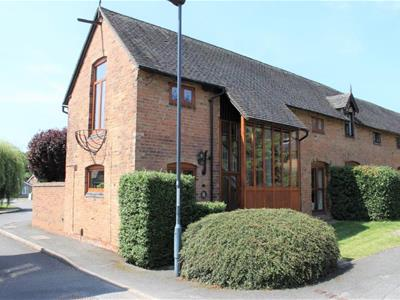 Barn Cottage 3 Uffa Magna, off Hedingham Way, Derby, Chester our Property of the Week