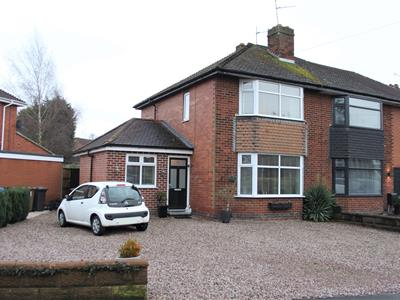 7 Fairway Crescent, Derby, Chester our Property of the Week