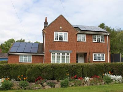 4 Glebe Close, Long Lane, Ashbourne, Chester our Property of the Week